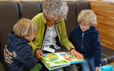 Top benefits of reading to your children